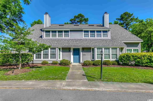 1200 Benna Dr. 1-G, Myrtle Beach, SC 29577 (MLS #1805448) :: The Greg Sisson Team with RE/MAX First Choice