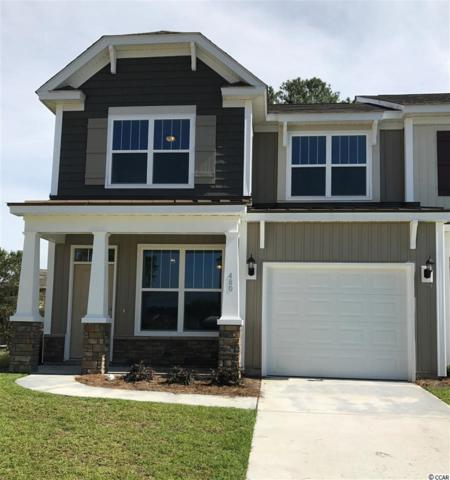 492 Papyrus Circle #492, Little River, SC 29566 (MLS #1805749) :: Silver Coast Realty