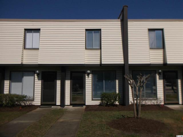 1621 Edge Dr #9, North Myrtle Beach, SC 29582 (MLS #1805959) :: The Greg Sisson Team with RE/MAX First Choice