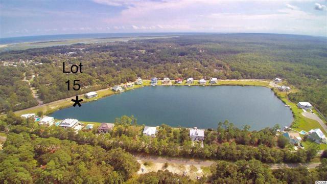 Lot 15 Woodlawn Dr., Murrells Inlet, SC 29576 (MLS #1806042) :: Jerry Pinkas Real Estate Experts, Inc