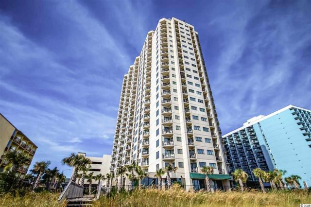 1605 S Ocean Blvd #808, Myrtle Beach, SC 29577 (MLS #1806615) :: Myrtle Beach Rental Connections