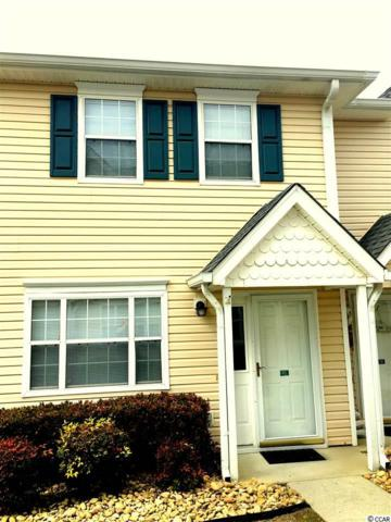 614 S 3rd Ave. Unit 7-C 7-C, North Myrtle Beach, SC 29582 (MLS #1806835) :: The HOMES and VALOR TEAM