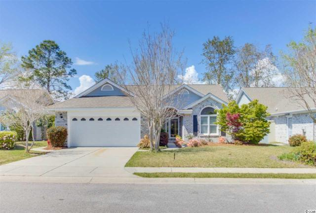 4708 Bermuda Way, Myrtle Beach, SC 29577 (MLS #1806836) :: The Litchfield Company