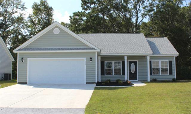 128 Barons Bluff Drive, Conway, SC 29526 (MLS #1807083) :: The Litchfield Company