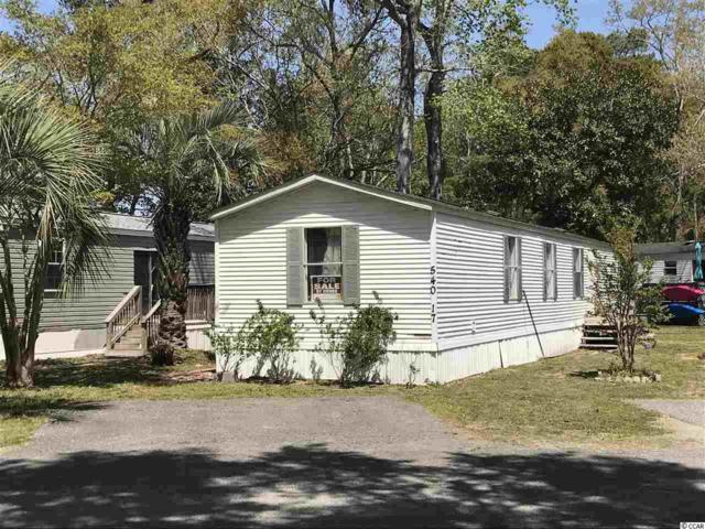 540 Key Largo Ave, Murrells Inlet, SC 29576 (MLS #1807508) :: The Litchfield Company