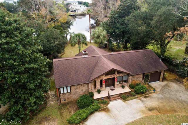 4805 Yaupon Circle, Myrtle Beach, SC 29575 (MLS #1807724) :: The Litchfield Company