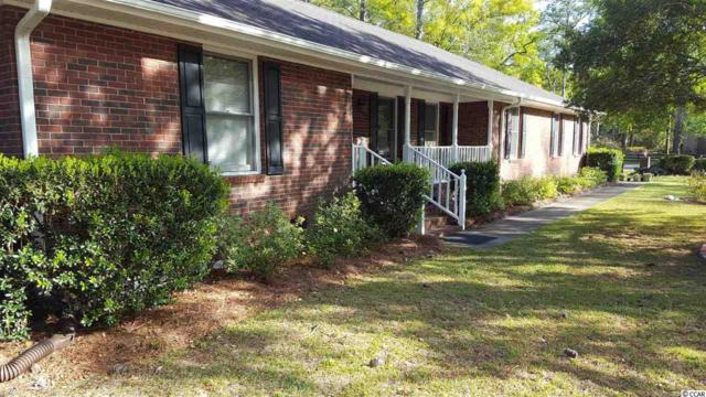 123 Wofford Circle, Conway, SC 29526 (MLS #1808098) :: The Litchfield Company