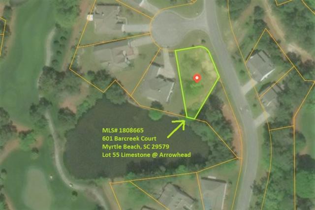 601 Barcreek Ct., Myrtle Beach, SC 29579 (MLS #1808665) :: The Litchfield Company