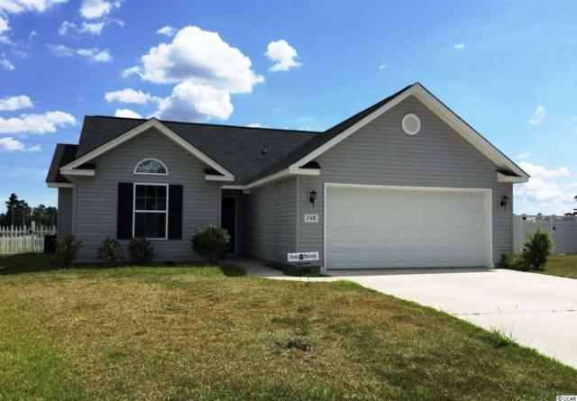 248 Hickory Springs Ct., Conway, SC 29527 (MLS #1809068) :: The Litchfield Company