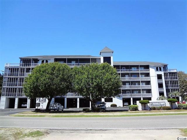 305 N Hillside Dr. #107, North Myrtle Beach, SC 29582 (MLS #1809308) :: The HOMES and VALOR TEAM