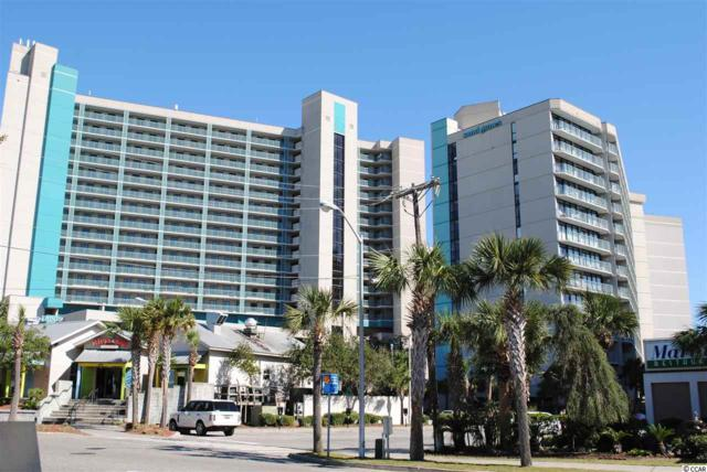 201 N 74th Ave. N #1039, Myrtle Beach, SC 29572 (MLS #1809922) :: The HOMES and VALOR TEAM