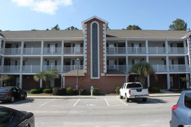 4846 Meadowsweet Drive #1506, Myrtle Beach, SC 29579 (MLS #1809996) :: SC Beach Real Estate