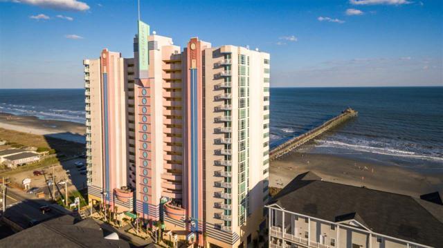 3500 N Ocean Blvd #1002, North Myrtle Beach, SC 29582 (MLS #1810380) :: James W. Smith Real Estate Co.