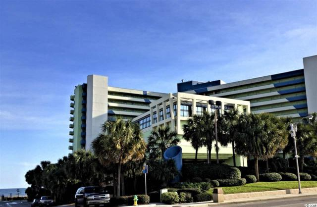 1105 S Ocean Blvd #234, Myrtle Beach, SC 29577 (MLS #1810920) :: Matt Harper Team