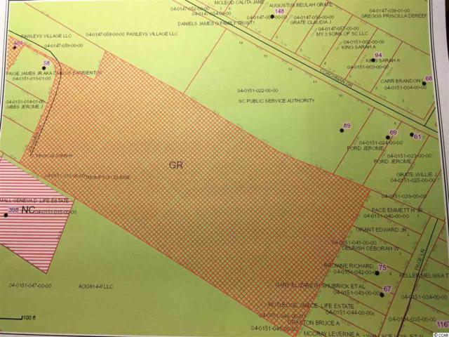 TBD Johanna Ln., Pawleys Island, SC 29585 (MLS #1810926) :: Jerry Pinkas Real Estate Experts, Inc