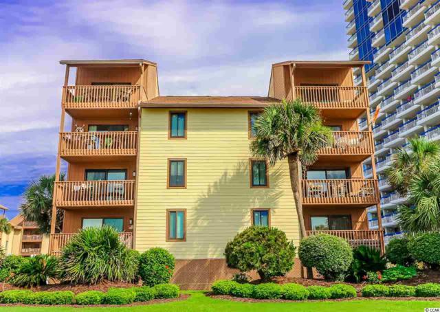 5507 N Ocean Blvd. #315, Myrtle Beach, SC 29577 (MLS #1811057) :: SC Beach Real Estate