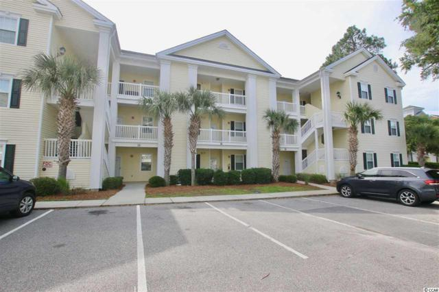 601 N Hillside Drive #3532, North Myrtle Beach, SC 29582 (MLS #1811136) :: James W. Smith Real Estate Co.