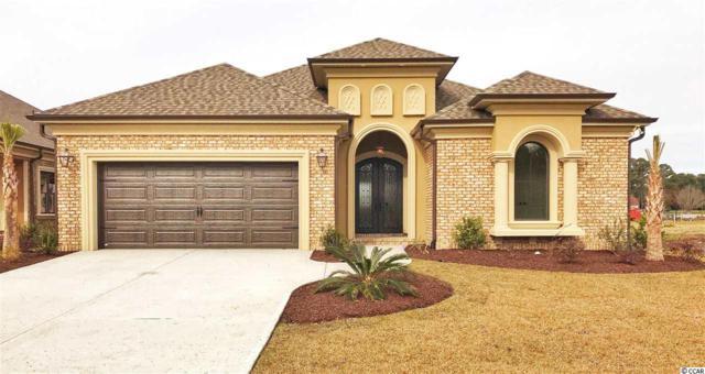 410 Pompano Court, Myrtle Beach, SC 29577 (MLS #1811569) :: James W. Smith Real Estate Co.