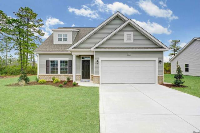 157 Astoria Park Loop, Conway, SC 29526 (MLS #1811728) :: The Hoffman Group