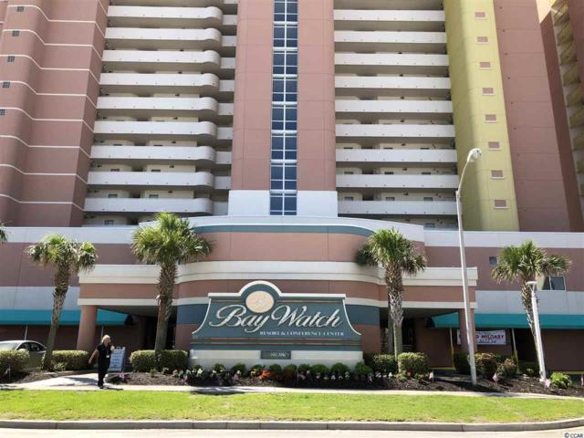 2801 S Ocean Blvd. #931, North Myrtle Beach, SC 29582 (MLS #1811835) :: Silver Coast Realty