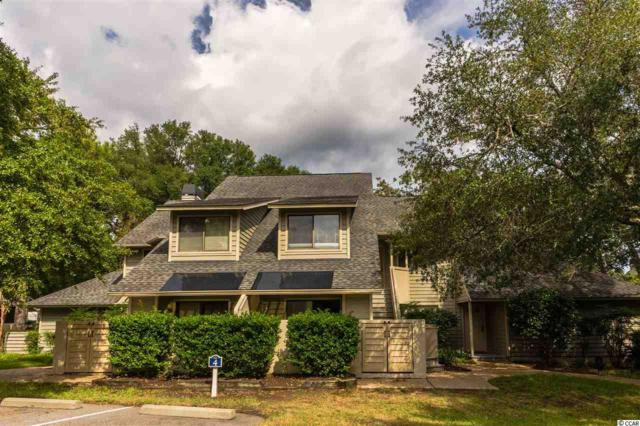 105 Westhill Circle 4-E, Myrtle Beach, SC 29572 (MLS #1811845) :: James W. Smith Real Estate Co.