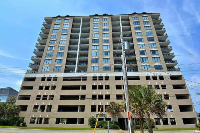 4103 N Ocean Blvd #402, North Myrtle Beach, SC 29582 (MLS #1811865) :: Trading Spaces Realty