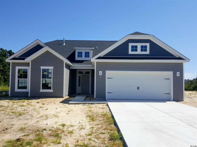 1101 Dalmore Ct., Conway, SC 29526 (MLS #1812010) :: The Litchfield Company