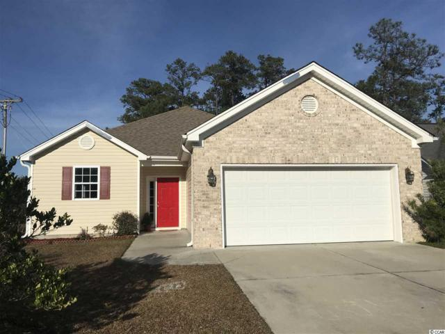 101 Southborough Ln., Myrtle Beach, SC 29588 (MLS #1812717) :: The Hoffman Group