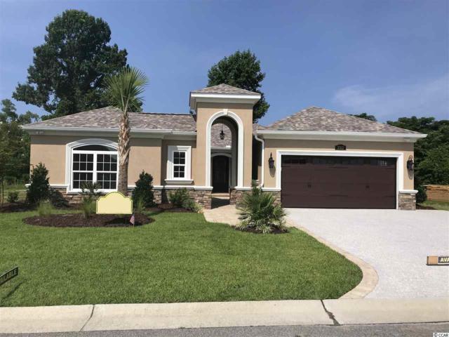 2109 Via Palma Drive, North Myrtle Beach, SC 29582 (MLS #1813740) :: James W. Smith Real Estate Co.