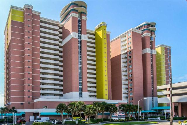 2701 S Ocean Blvd #1807, North Myrtle Beach, SC 29582 (MLS #1813973) :: Trading Spaces Realty
