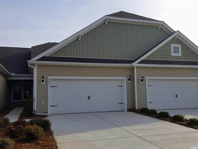 2001-B Willow Run Dr. 2-B, Little River, SC 29566 (MLS #1814496) :: James W. Smith Real Estate Co.