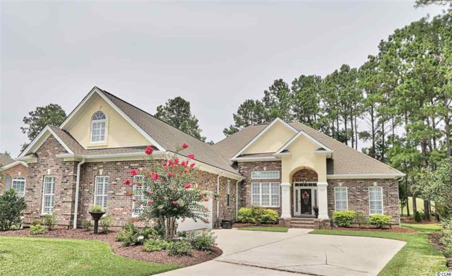 606 Ivey Ridge Court, Murrells Inlet, SC 29576 (MLS #1814675) :: The Litchfield Company
