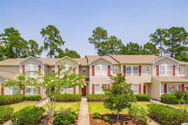 108 Olde Towne Way #3, Myrtle Beach, SC 29588 (MLS #1814787) :: Matt Harper Team