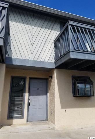 504 N 30th Ave #26, Myrtle Beach, SC 29577 (MLS #1814855) :: James W. Smith Real Estate Co.