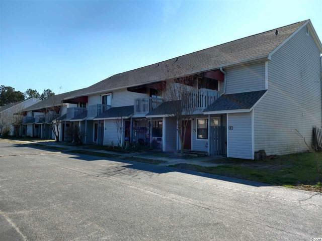 801 Burcale Rd. C 7, Myrtle Beach, SC 29579 (MLS #1814933) :: James W. Smith Real Estate Co.