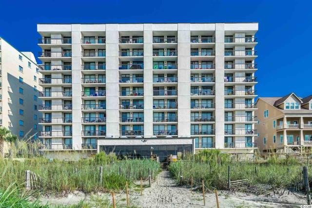 4111 S Ocean Blvd #603, North Myrtle Beach, SC 29582 (MLS #1815140) :: The Greg Sisson Team with RE/MAX First Choice