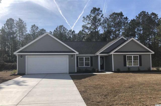 251 Timber Run Dr., Georgetown, SC 29440 (MLS #1816344) :: James W. Smith Real Estate Co.