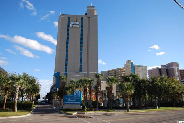 201 N 74th Ave. N #805, Myrtle Beach, SC 29572 (MLS #1816816) :: The Hoffman Group