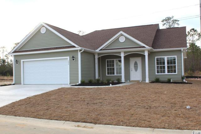 443 Kinsey Way, Longs, SC 29568 (MLS #1816856) :: The Litchfield Company