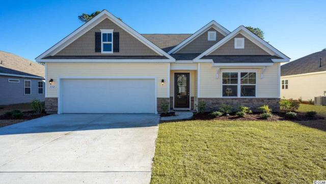 172 Ocean Commons Dr., Surfside Beach, SC 29575 (MLS #1819335) :: James W. Smith Real Estate Co.