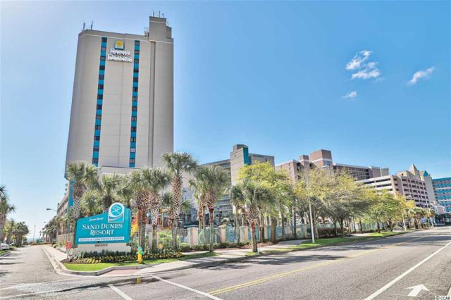 201 74th Ave. N #1702, Myrtle Beach, SC 29572 (MLS #1820145) :: James W. Smith Real Estate Co.
