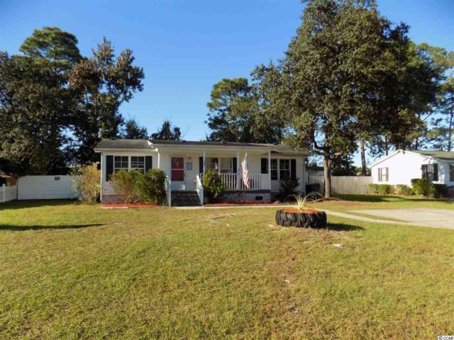427 Grapevine St., Myrtle Beach, SC 29579 (MLS #1820318) :: James W. Smith Real Estate Co.