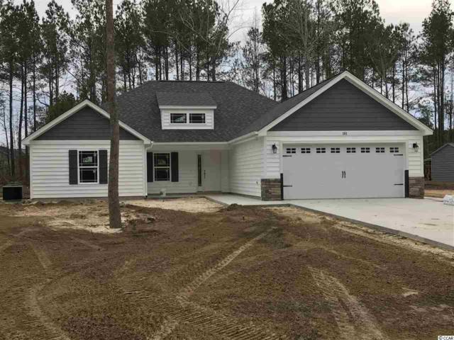 161 Penn Circle, Galivants Ferry, SC 29544 (MLS #1820565) :: Right Find Homes