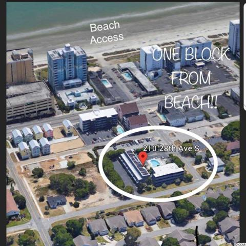 210 28th Ave. S #14, Myrtle Beach, SC 29577 (MLS #1821215) :: Silver Coast Realty