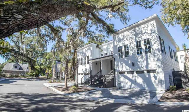 34 Shady Moss Loop #34, Murrells Inlet, SC 29576 (MLS #1822063) :: James W. Smith Real Estate Co.