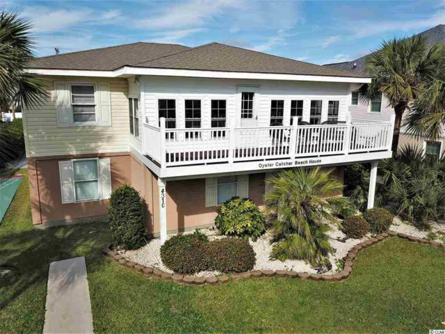 4310 South Ocean Blvd., North Myrtle Beach, SC 29582 (MLS #1822985) :: The Hoffman Group