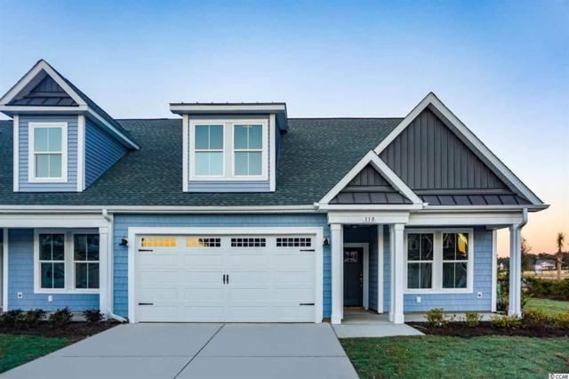 110 Goldenrod Circle 4-C, Little River, SC 29566 (MLS #1822998) :: The Hoffman Group