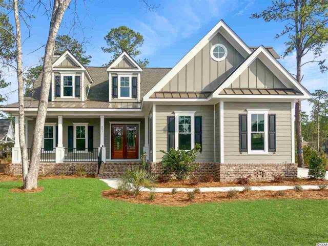 552 Woody Point Dr., Murrells Inlet, SC 29576 (MLS #1823019) :: The Hoffman Group