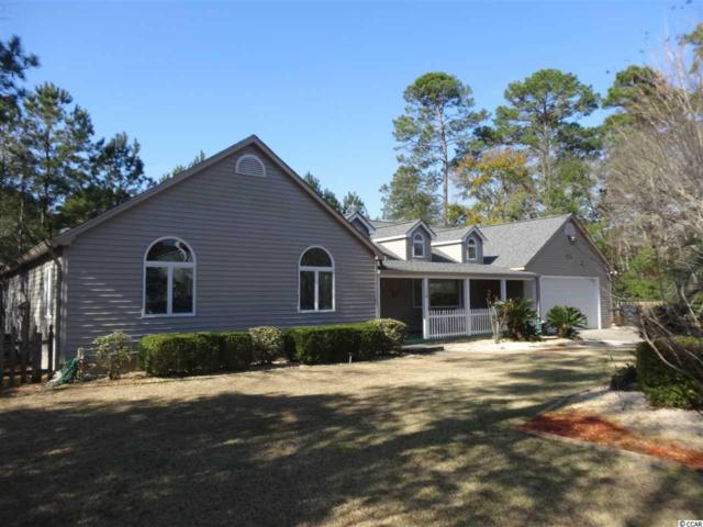 240 Gray Man's Loop, Pawleys Island, SC 29585 (MLS #1824165) :: The Hoffman Group