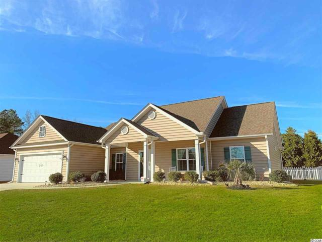 110 Grier Crossing Dr., Conway, SC 29526 (MLS #1825059) :: The Litchfield Company